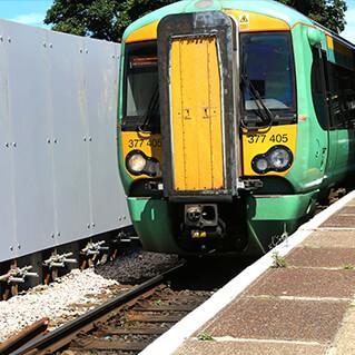 Network Rail, Redhill Station Surrey, BAM Nutshell Ltd