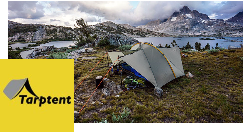 Tarptent make innovative ultralight shelters for backpacking and bikepacking adventures.