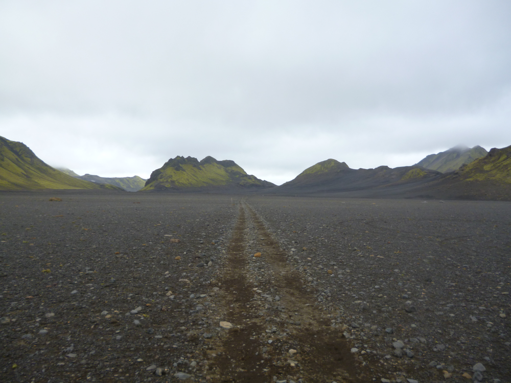 these old volcanic ash fields can make you feel like you're Buzz Aldrin walking back to Apollo 11.