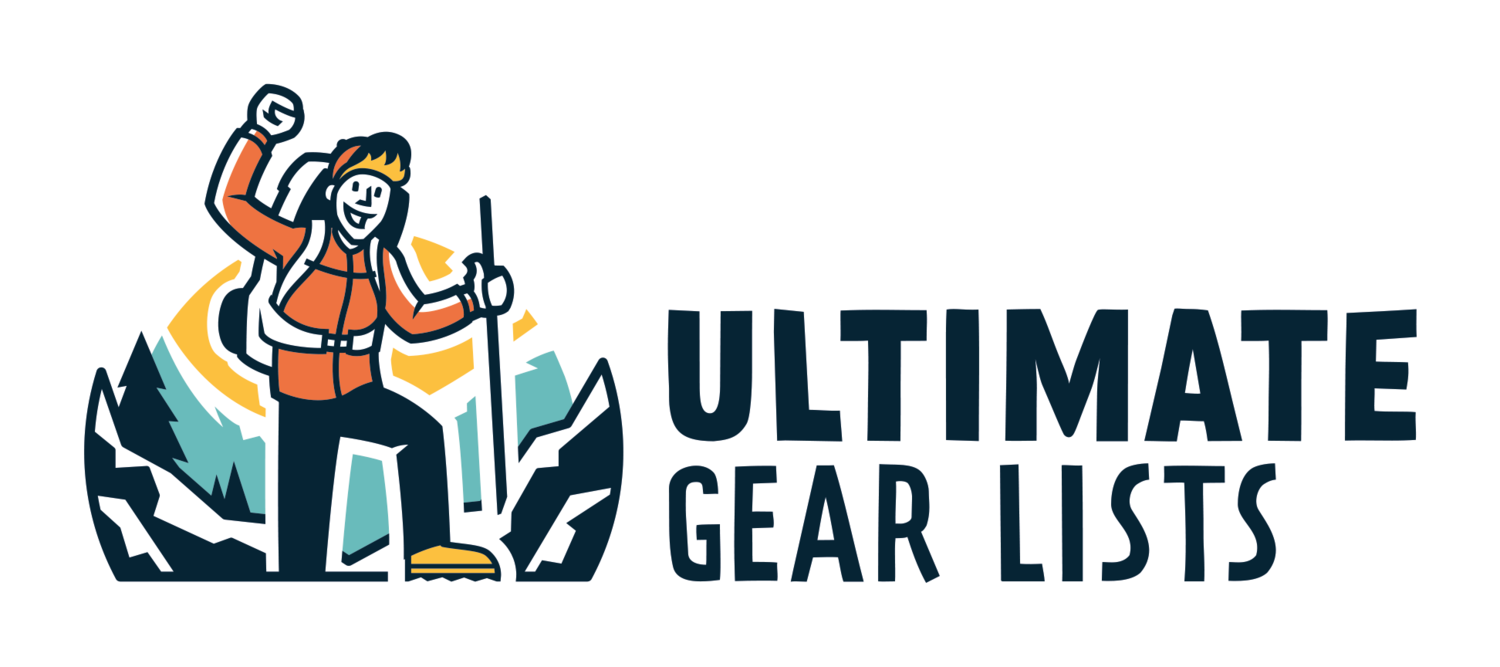 Ultimate Gear Lists
