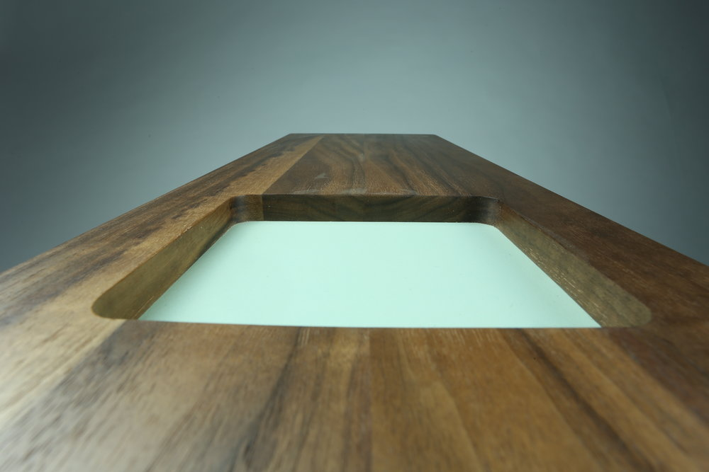 top of cabinet