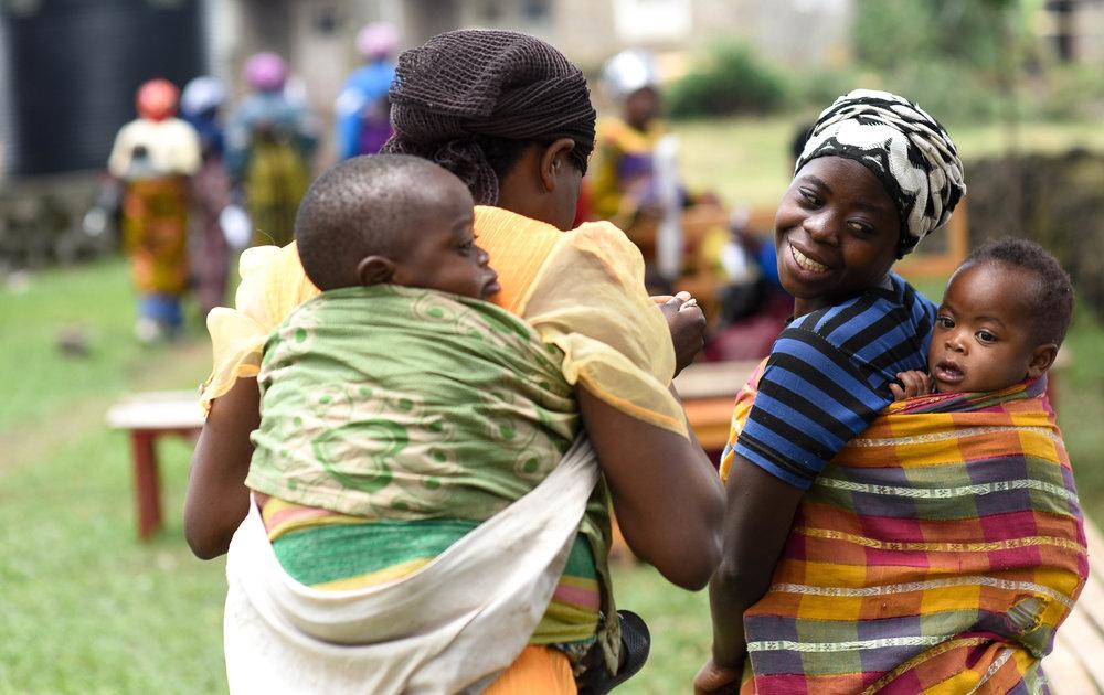 Amahugurwa ku isuku ndetse nicyo imaze mu gikoni yabereye ku kigo nderabuzima cya shingiro mu karere ka Musanze, Rwanda.
