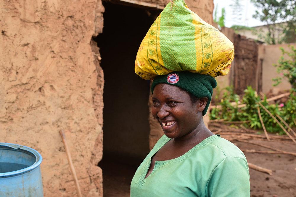Epiphane Nzayisenga    Farm Technician /  Abakozi wo mumurima