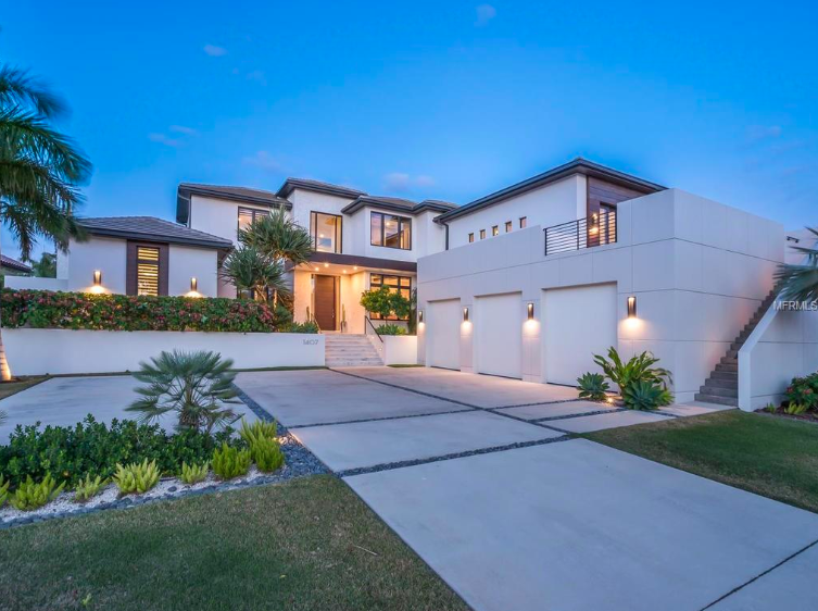 1407 Tangier Way, West of Trail Sarasota - Sold for $4,800,000