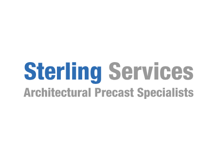 Sterling Services Ltd specialises in the production of architectural precast concrete cladding, concentrating in high quality bespoke projects requiring a high degree of skill and knowledge.