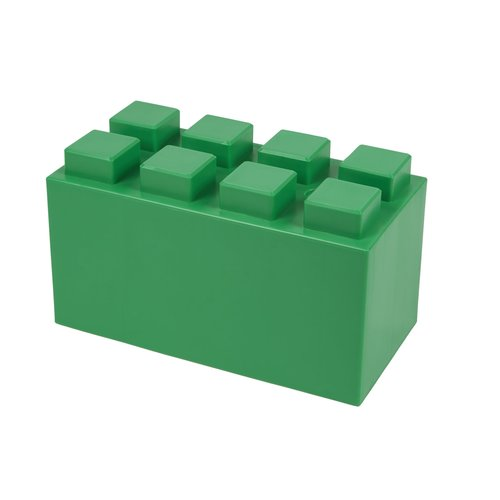 Green Fullblock Everblock