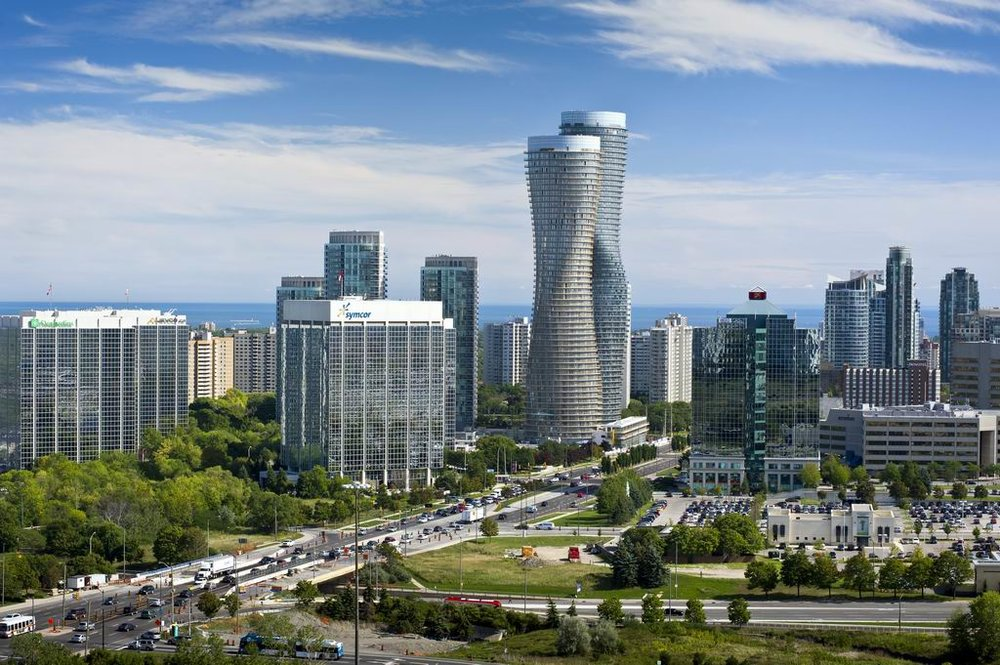 Mississauga City Centre (Canada)