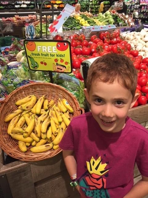 Bananas for Kids at Hannaford.jpg