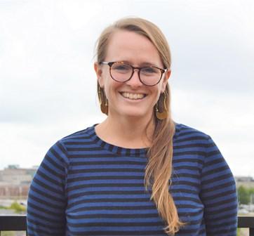 Becca Schoen    SNAP-Ed Coordinator