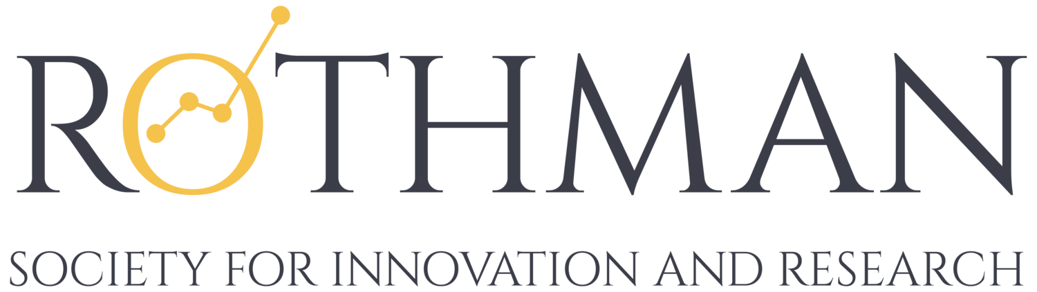 Rothman Society For Innovation and Research
