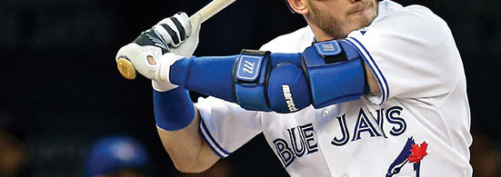 "(Josh Donaldson) Early ""Palm-up/Palm-down"" with lead wrist/hand pronation."