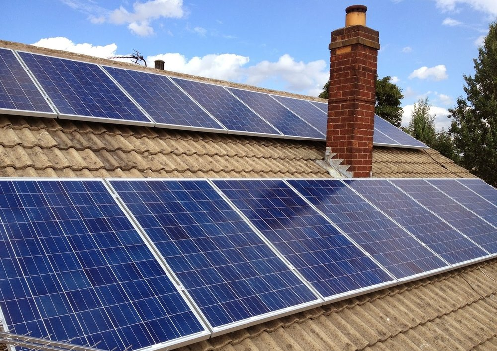 Solar PV Installation - Plymouth Community Homes