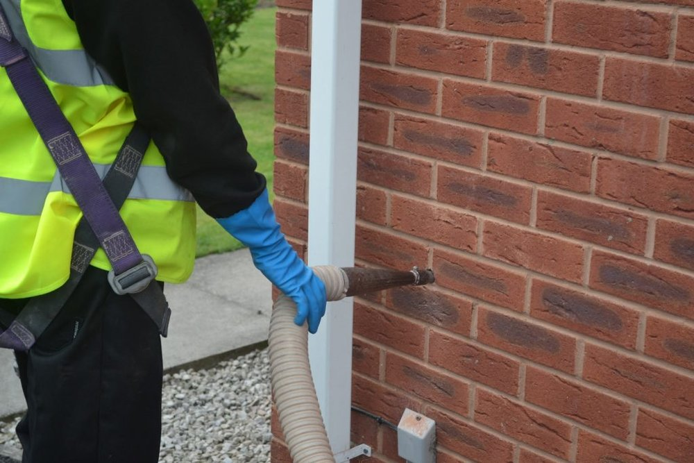 Cavity Wall Insulation - Cornwall Council