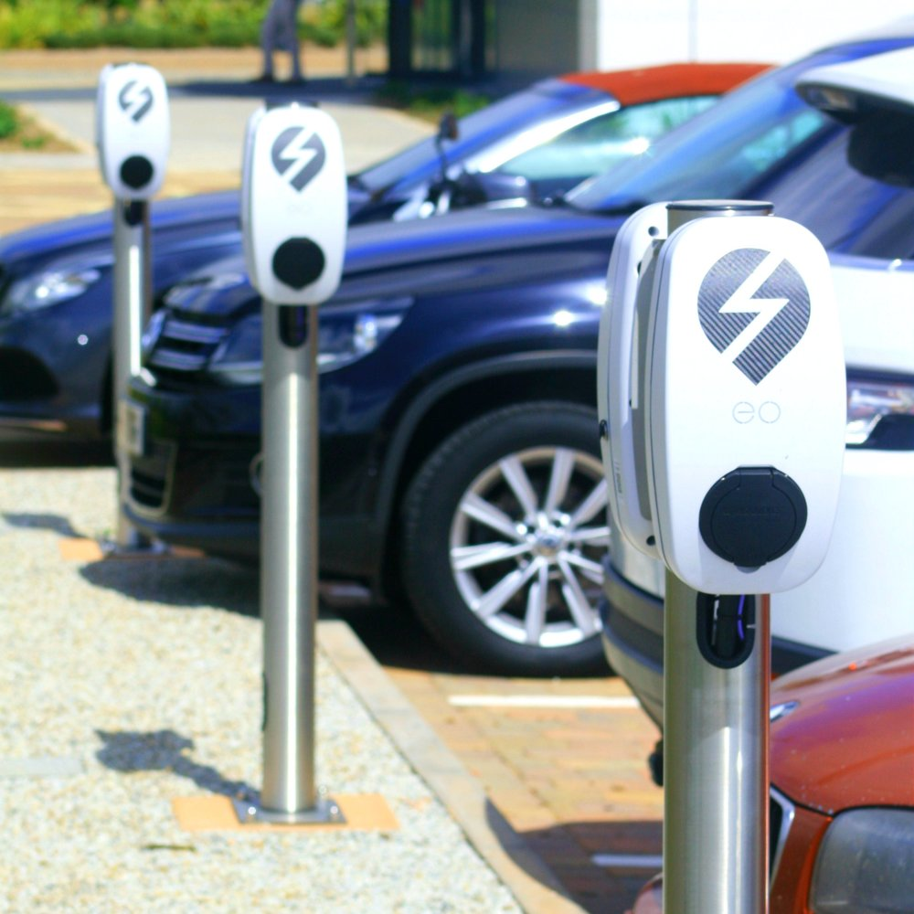EO Electric vehicle charge points - Livewest