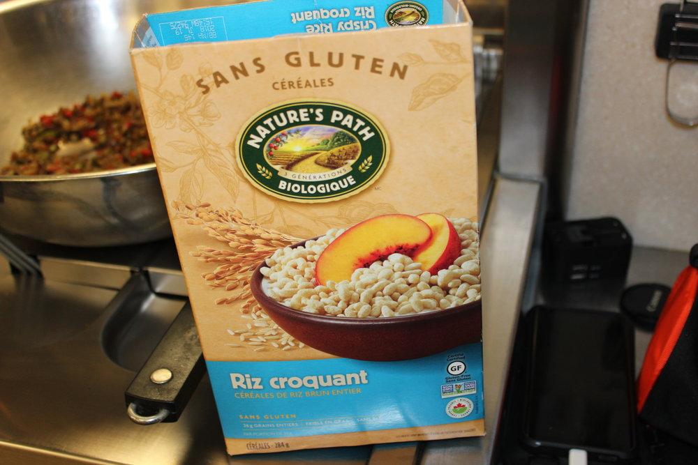 Puffed Rice - Brown / Organic
