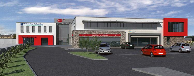 - McGreals Primary Care CentreBlessington Business Park, Blessington.Co Wicklow.