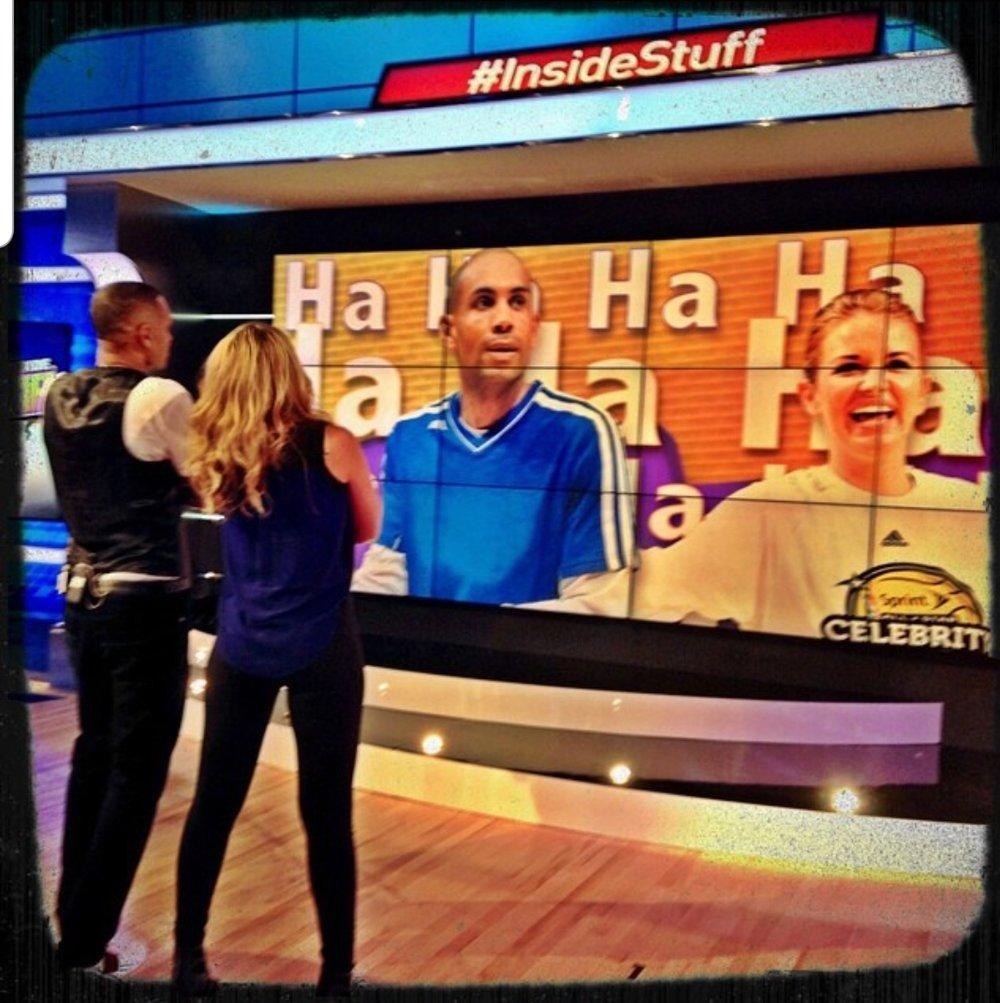 INSIDE STUFF ON NBA TV