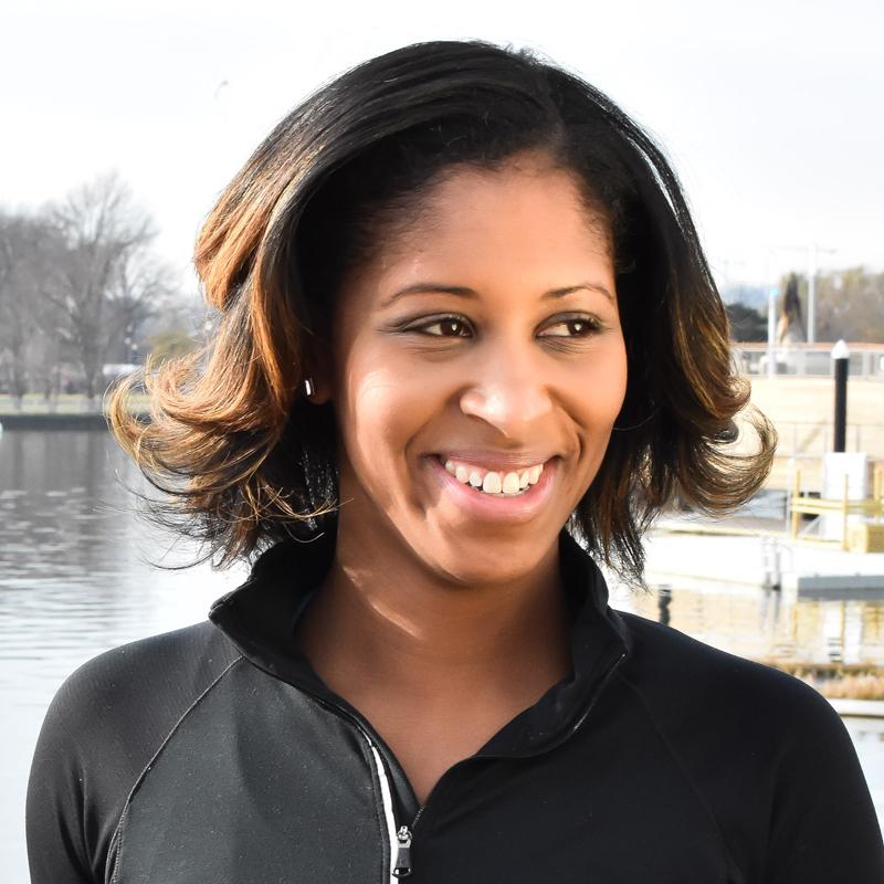 Natalie Robinson - Chief Sponsorship Officer