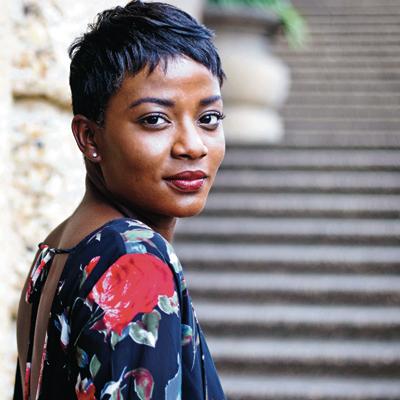 Imani Pope-Johns - Contributor