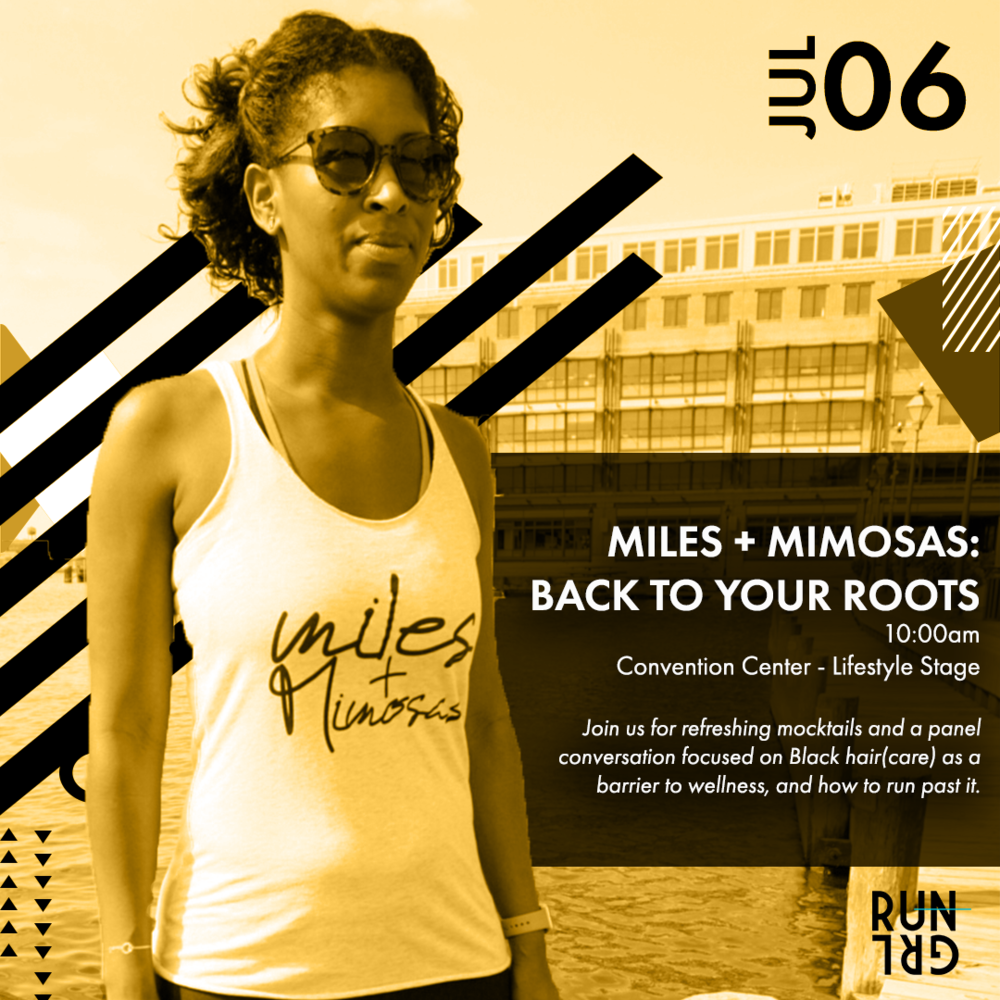 Miles + Mimosas: