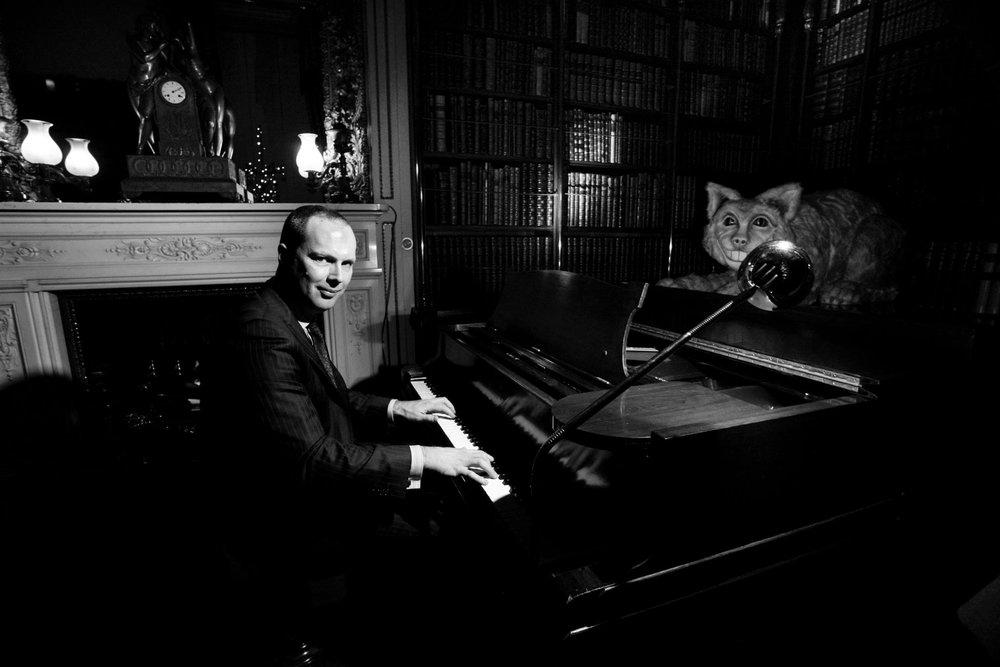 Piano Pete - Musician/Web Site Content