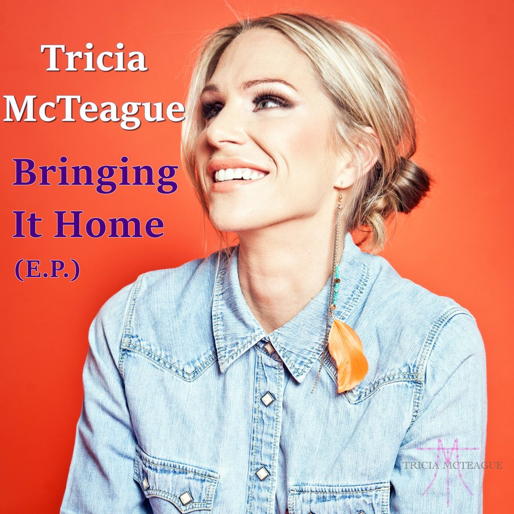 "Click above to download Tricia's E.P. ""Bringing It Home"""