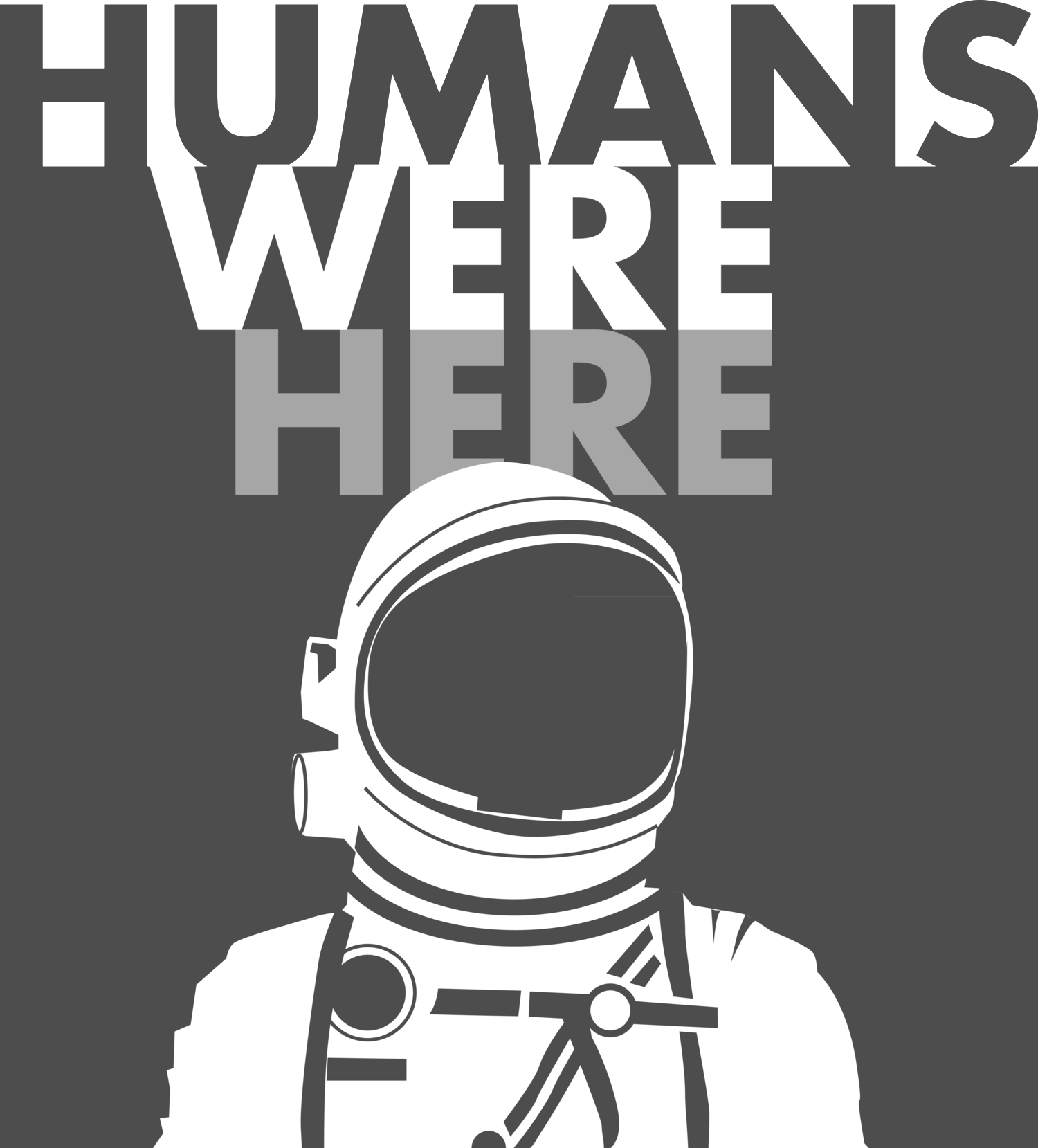 Humans Were Here