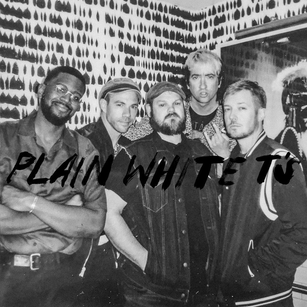 PLAIN WHITE T'S   Pop Rock from Chicago