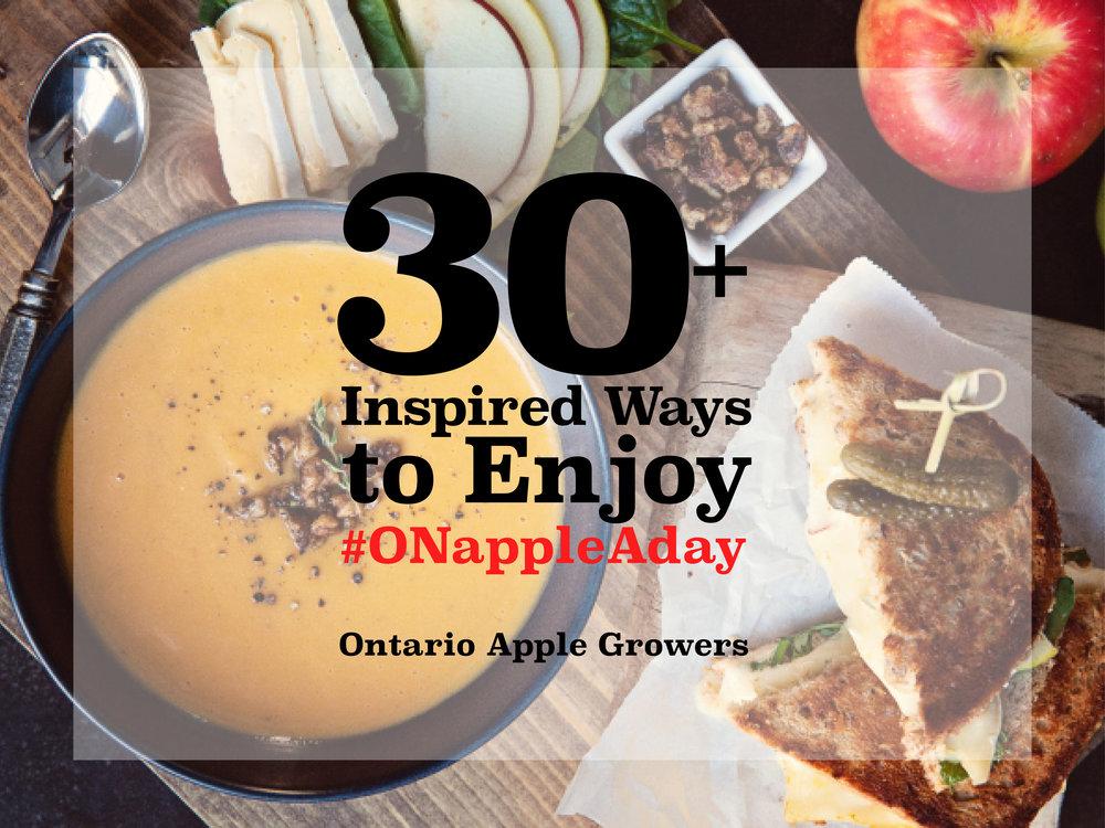 Ebook COVER Ontario Apple Growers