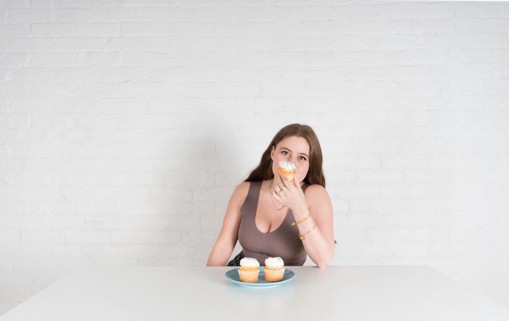 Danielle in the Evolution Tank in Grey Truffle