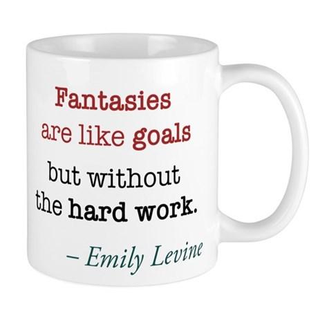 Fantasies Mug