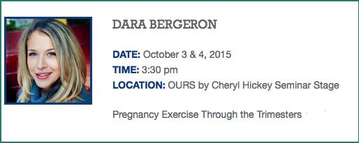dara-bergeron-baby-show-pregnancy-seminar