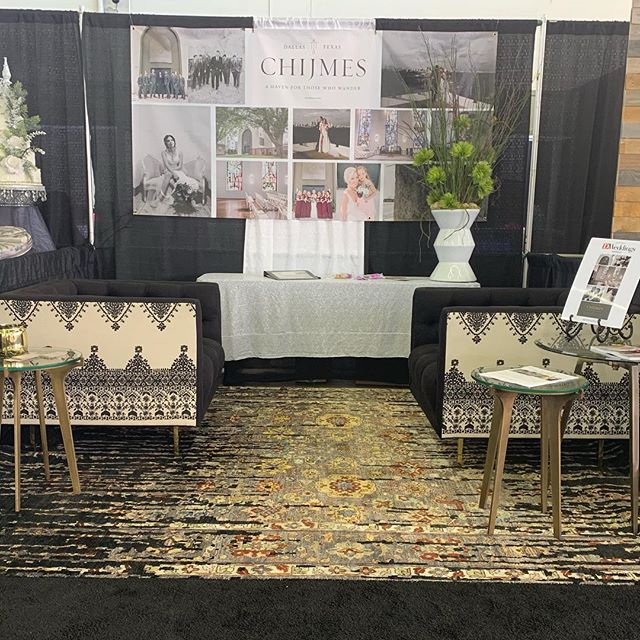 2nd annual Dallas bridal show! 👰🏻