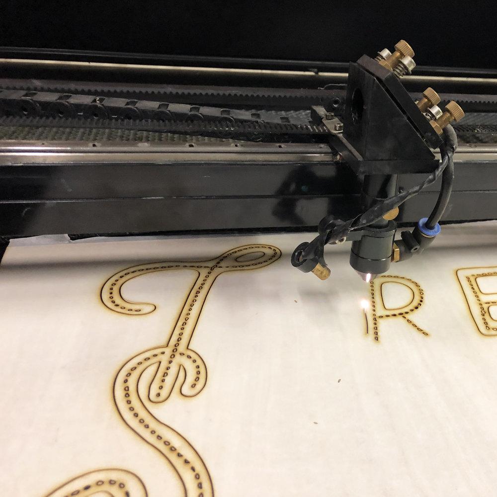 Laser Cut Co Laser cutting machine