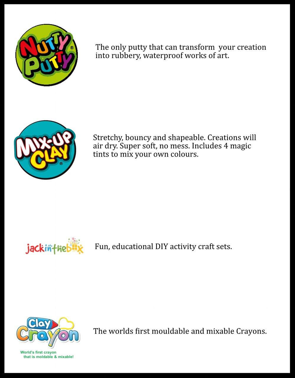 Alphabet Pie Products