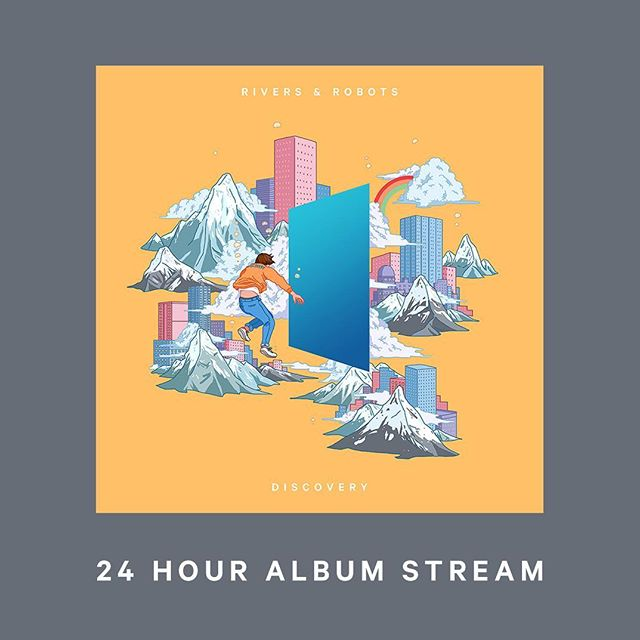 Discovery by @riversandrobots comes out tomorrow but we're offering you a sneaky advance stream of the full album over on our website right now... 🤫 –SS • • #newmusic #worshipmusic #newalbum #albumstream #riversandrobots #newrelease #recordlabel