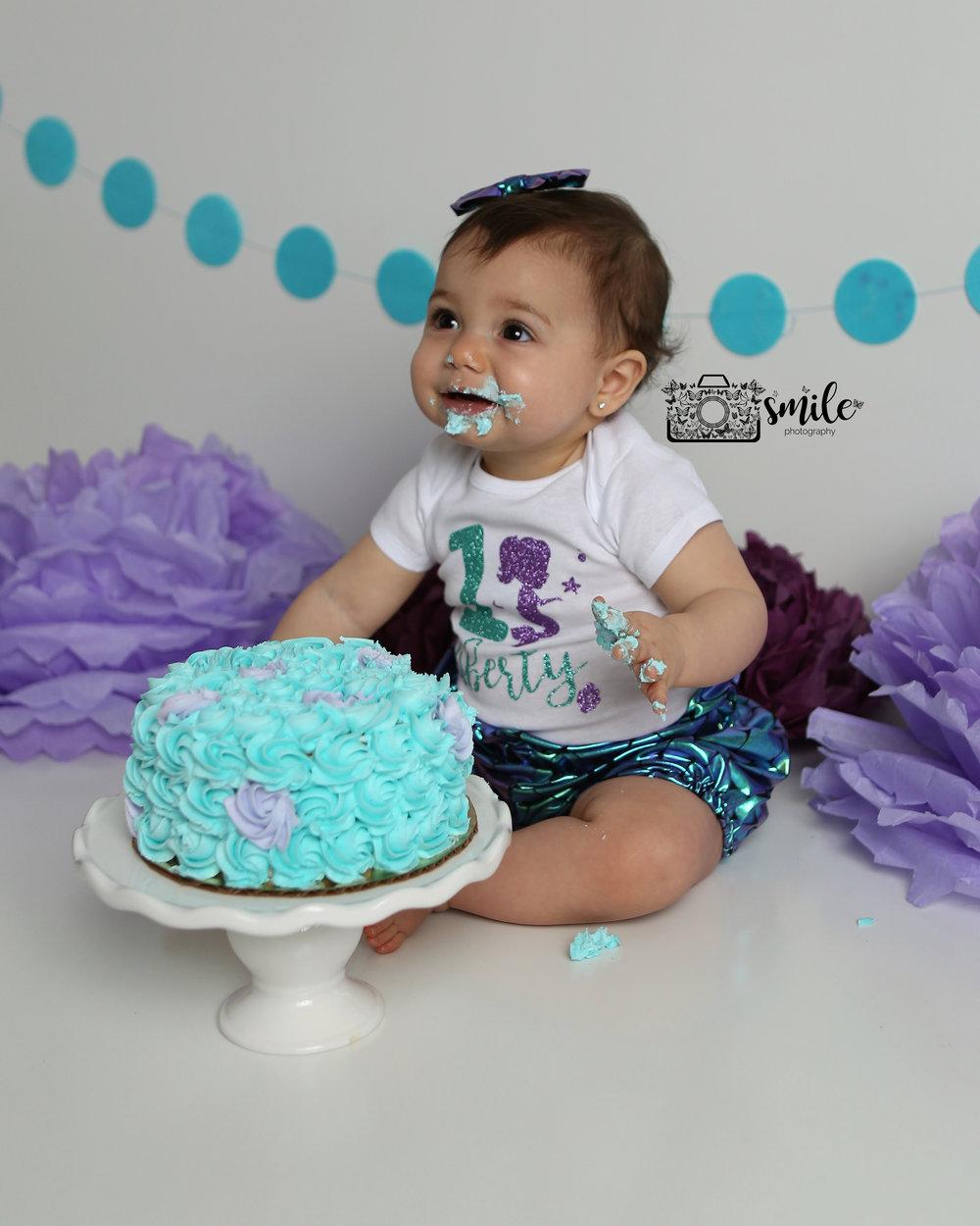 First Birthday Photos Child Photographer New Jersey