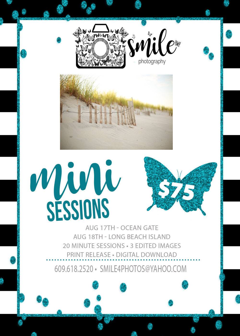 Beach Mini Session