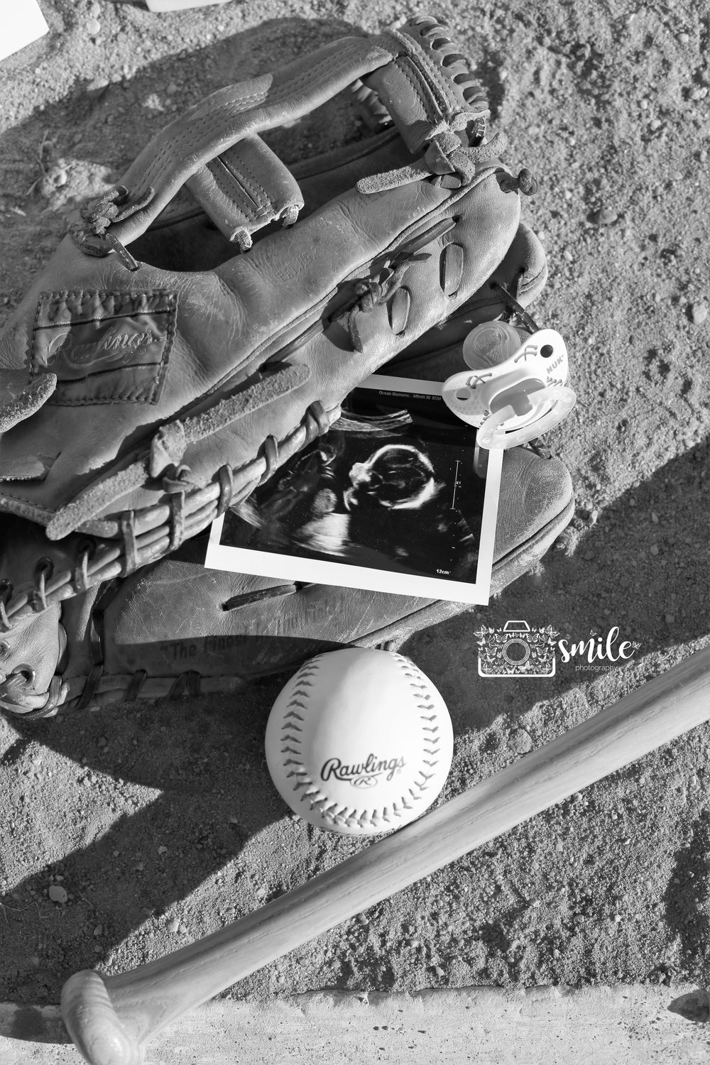Baseball Pregnancy Announcement Barnegat New Jersey Ocean County New Jersey NJ Photographer