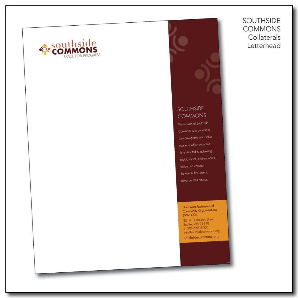 Southside Commons - Letterhead