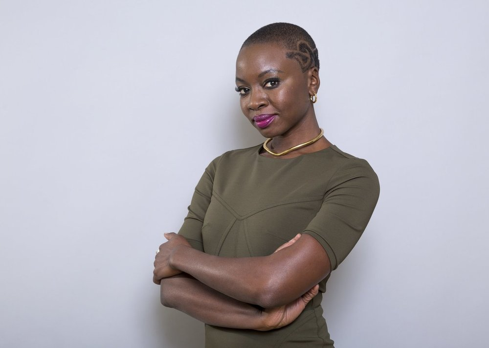 Danai Gurira photo by Willy Sanjuan/Invision/AP