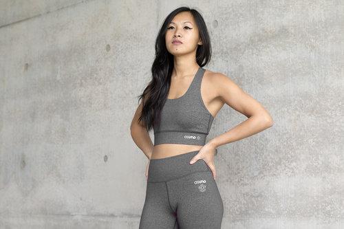be55697edb31cb Asuno UK Ethical Activewear Gym Fitness Embrace Bra Heather Grey 9721.jpg