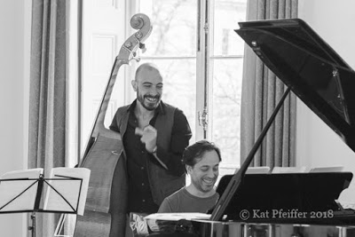 Enzo Zirilli's Italian Songbook with Jason Rebello and Dario di Lecce at the Italian Cultural Institute in London - London Jazz News, Jan 2018