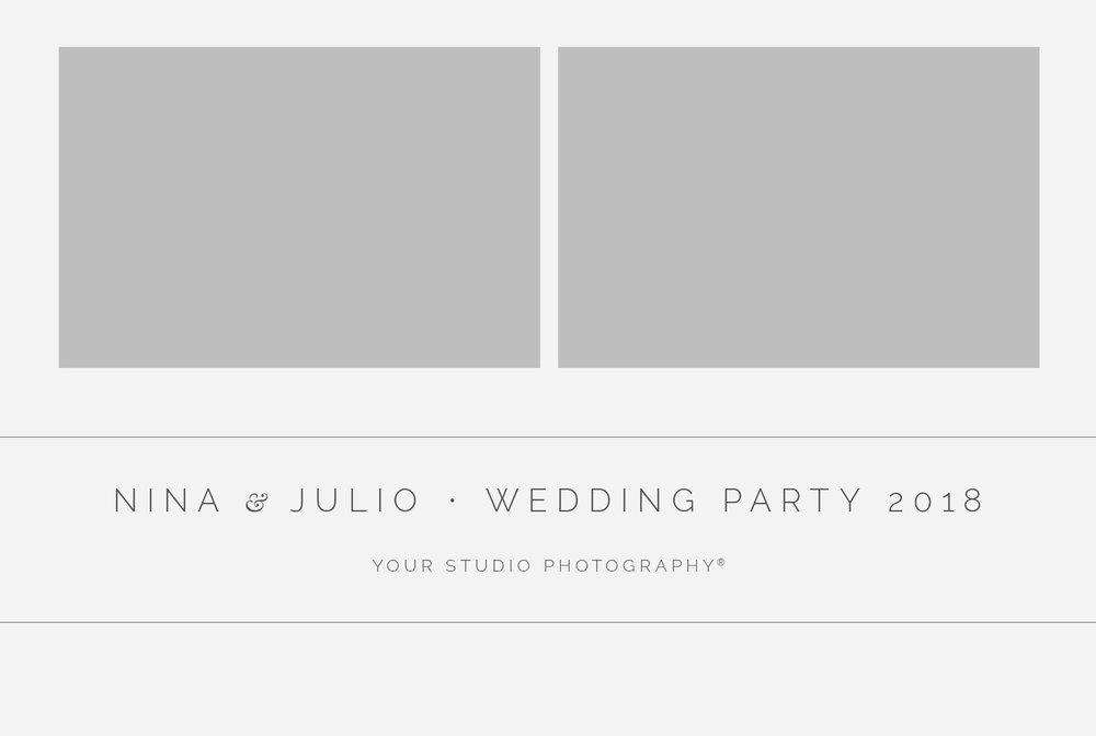 4x6 Design Aglow Photo Booth Template [2018]