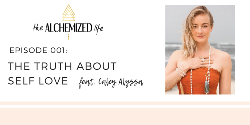 caley alyssa on the alchemized life podcast