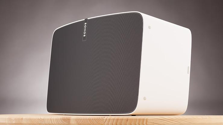 Copy of Wi-Fi Smart Speakers