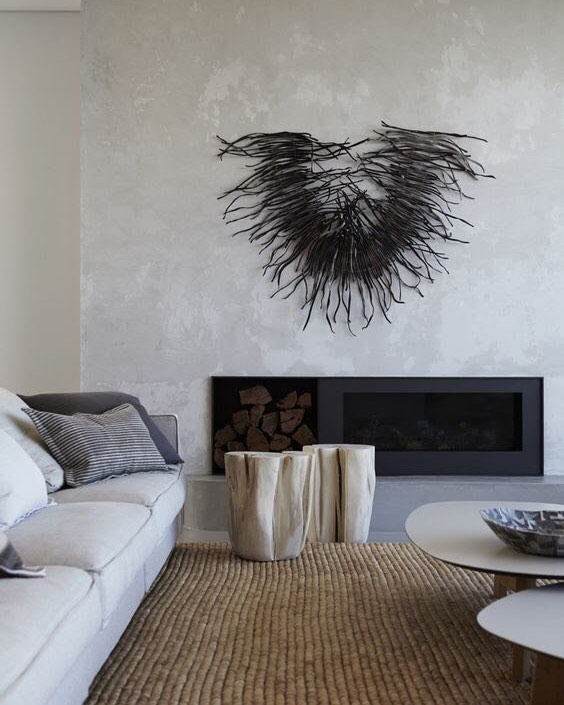 Perfection #interiors #interiordesign #simplicity #organic #alltheprettythingd