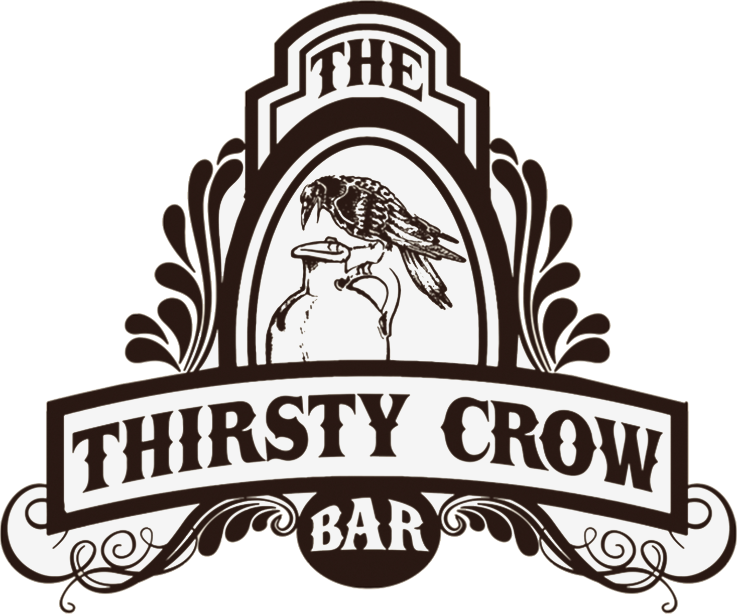 Thirsty Crow