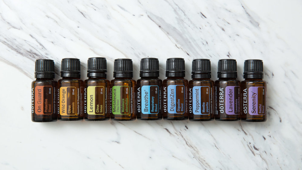 Fabulous The Top Ten doTERRA Essential Oils Every Family Should Have &NY23
