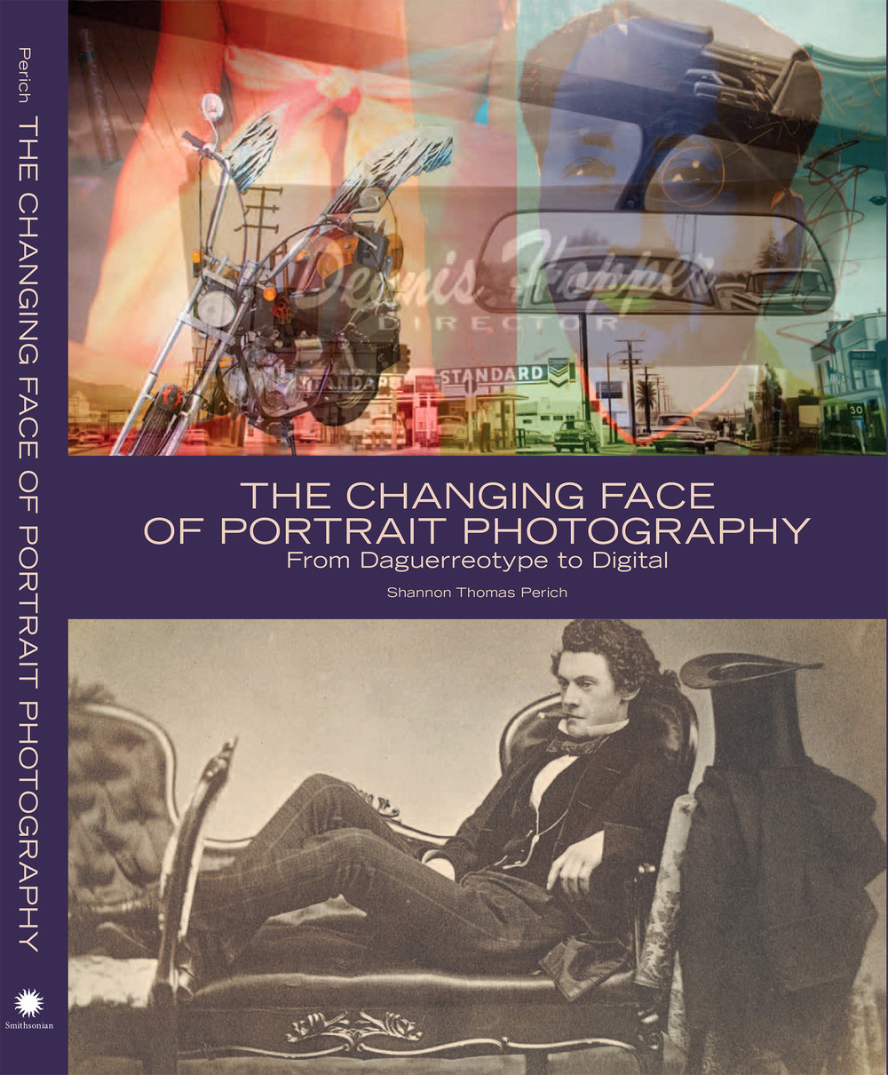 The Changing Face of Portrait Photography From Daguerreotype to Digital by Shannon Thomas Perich - Hardcover: 160 pagesPublisher: National Museum of American History in association with the Smithsonian Institution Scholarly PressLanguage: EnglishForeword: By Brent D. GlassISBN-10: 1588342743ISBN-13: 978-1588342744Product Dimensions: 11 x 8.9 x 1 inches